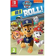 Paw Patrol: On A Roll - Nintendo Switch - Console Game