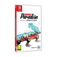 Burnout Paradise Remastered - Nintendo Switch - Console Game