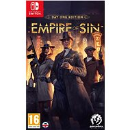 Empire of Sin Day One Edition - Nintendo Switch - Console Game