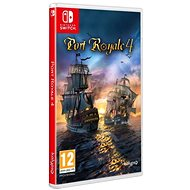 Port Royale 4 - Nintendo Switch - Console Game