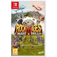 Rock of Ages 3: Make and Break - Nintendo Switch - Console Game