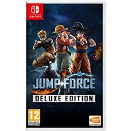Jump Force Deluxe - Nintendo Switch - Console Game