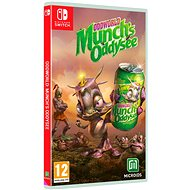Oddworld: Munch's Oddysee - Nintendo Switch - Console Game