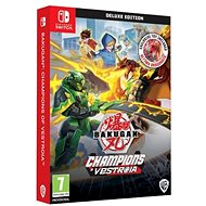 Bakugan: Champions of Vestroia - Toy Edition - Nintendo Switch - Console Game