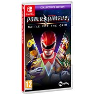 Power Rangers: Battle for the Grid - Collector's Edition - Nintendo Switch