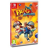 Pang Adventures: Buster Edition - Nintendo Switch - Console Game