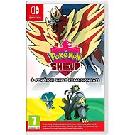 Pokémon Shield + Expansion Pass - Nintendo Switch - Console Game