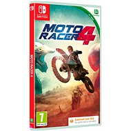 Moto Racer 4 - Nintendo Switch - Console Game
