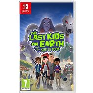 The Last Kids on Earth and the Staff of Doom - Nintendo Switch - Console Game