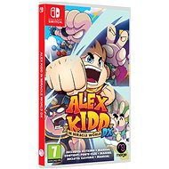 Alex Kidd in Miracle World DX - Nintendo Switch - Console Game