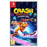 Crash Bandicoot 4: It's About Time - Nintendo Switch - Console Game
