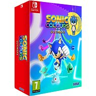Sonic Colours: Ultimate - Limited Edition - Nintendo Switch - Console Game