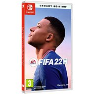 FIFA 22 - Legacy Edition - Nintendo Switch - Console Game