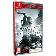 Assassins Creed 3 + Liberation Remaster - Nintendo Switch - Console Game