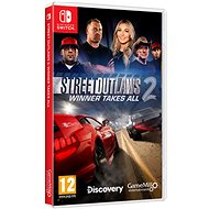 Street Outlaws 2: Winner Takes All - Nintendo Switch - Console Game
