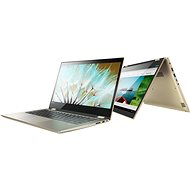 Lenovo Yoga 520-14IKBR - Gold Metallic - Tablet PC