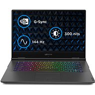 Lenovo Legion Y740-15CH Black - Gaming Laptop