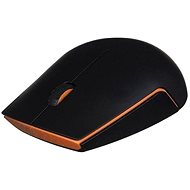 Lenovo 500 Wireless Mouse, Black - Mouse