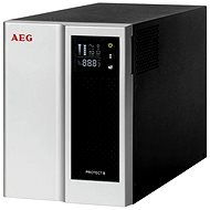AEG UPS Protect B. 750 - Backup Power Supply