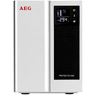 AEG UPS Protect B. 1000 - Backup Power Supply