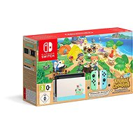 Nintendo Switch - Animal Crossing Bundle - Game Console