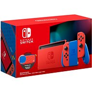 Nintendo Switch Mario Red & Blue Edition - Game Console