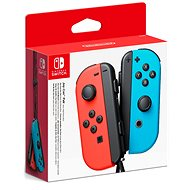 Nintendo Switch Joy-Con Controllers Neon Red/Neon Blue - Gamepad