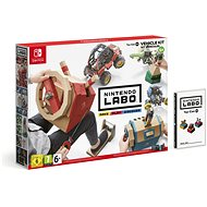 Nintendo Labo - Toy-Con Vehicle Kit for Nintendo Switch - Console Game