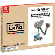 Nintendo Labo - VR Kit (Expansion Set 1) for Nintendo Switch - Console Game