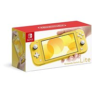 Nintendo Switch Lite - Yellow - Game Console