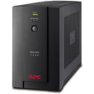 APC Back-UPS BX1400 IEC sockets - Backup Power Supply