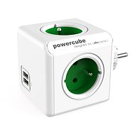 PowerCube Original USB green - Socket