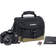 Canon EOS 1300D + EF-S 18-55mm IS II Value Up Kit - Digital Camera