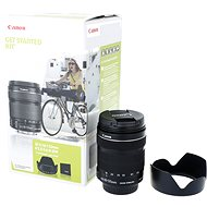 Canon EF-S 18-135mm f/3.5-5.6 IS STM + Lens Hood EW-73B