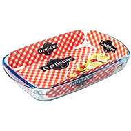 Ocuisine Glass Baking Tray 35 x 22 x 5cm, 2.6l