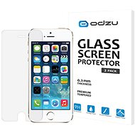 Odzu Glass Screen Protector for iPhone - Tempered glass screen protector