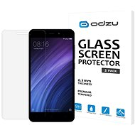Odzu Glass Screen Protector 2pcs Xiaomi Redmi 4A - Tempered glass screen protector