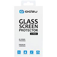 Odzu Glass Screen Protector 2pcs Xiaomi Mi A1 - Tempered glass screen protector