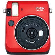 Fujifilm Instax Mini 70 Passion Red - Instant Camera