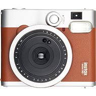 Fujifilm Instax Mini 90 Instant Camera Brown - Instant Camera