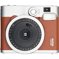 Fujifilm Instax Mini 90 Brown + 10x Photo Paper + Case