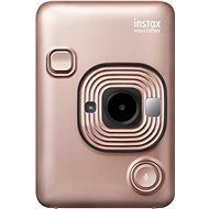 Fujifilm Instax Mini LiPlay gold - Instant Camera