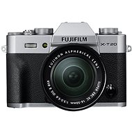 Fujifilm X T20 + XC16-50mm F3.5-5.6 OIS II - Digital Camera