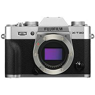 Fujifilm X-T30 silver body - Digital Camera