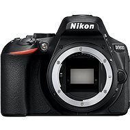 Nikon D5600 Black Body - DSLR Camera