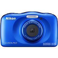 Nikon COOLPIX W150 Blue Backpack Kit - Children's Camera