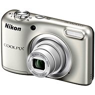 Nikon COOLPIX A10 Silver - Digital Camera