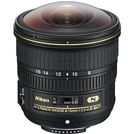NIKKOR 8-15mm f/3.5-4.5 E ED fish eye - Lens