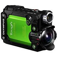 Olympus TOUGH TG-Tracker Green - Video Camera