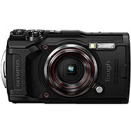 Olympus TOUGH TG-6,  Black - Digital Camera